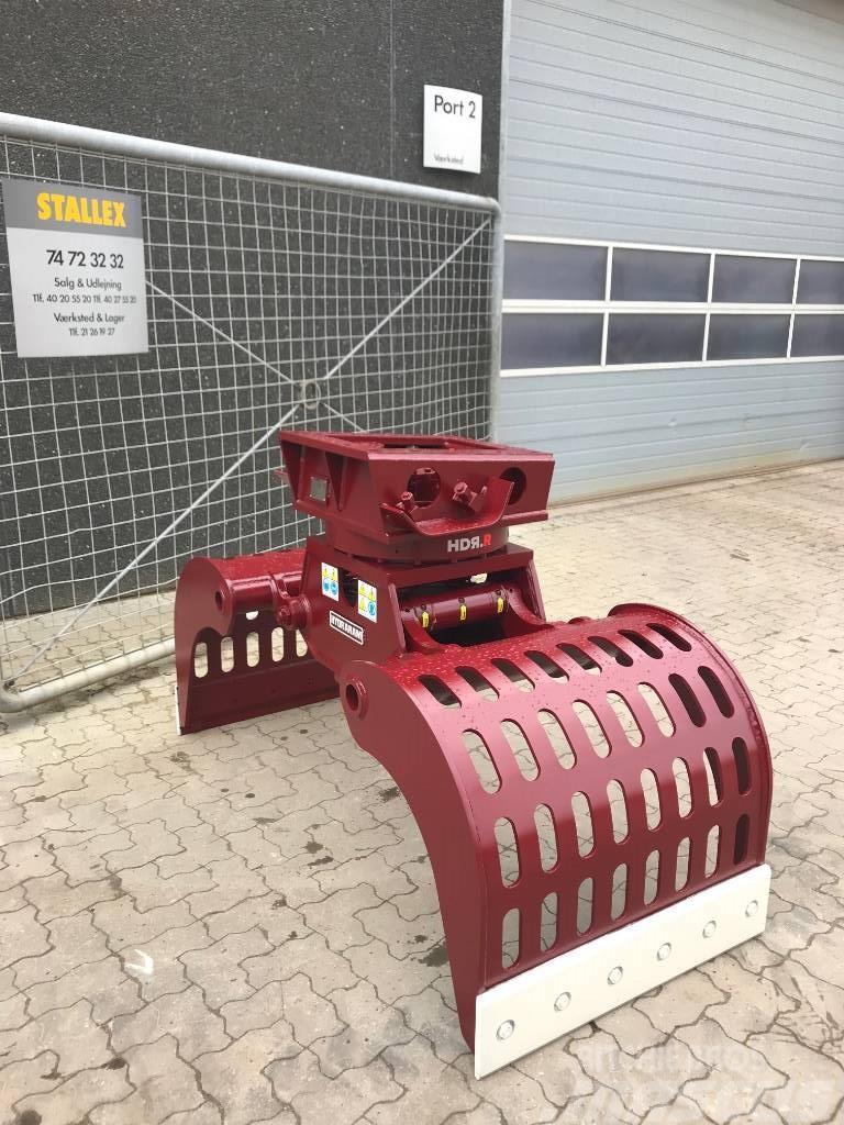 Hydraram HDG150R 1380 kg SORTERGRAB/GREIFER/GRAB