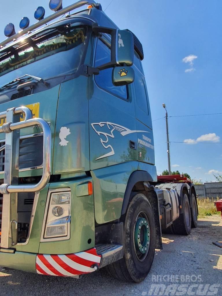 Volvo FH 16 580 6x4