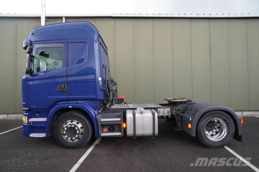 Scania G 410 ADR EURO 6 HIGHLINE