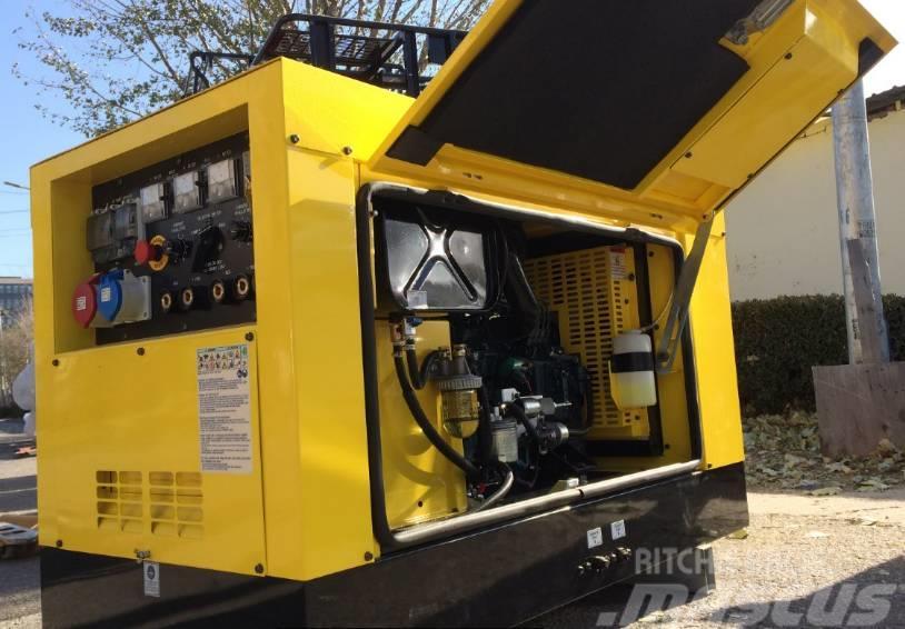 kubota diesel welder generator ew400dst diesel generator gebraucht kaufen und verkaufen bei. Black Bedroom Furniture Sets. Home Design Ideas