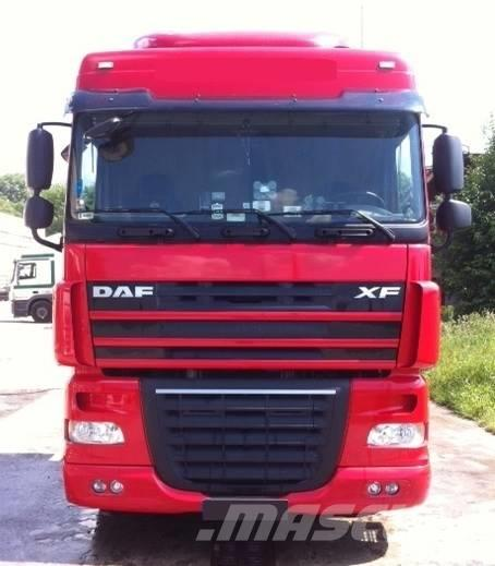 DAF XF 105.460 2012 SC Low Deck 2010