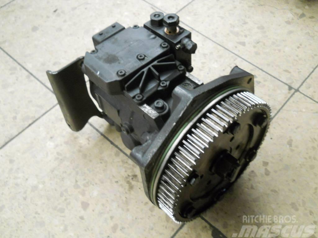 MAN Bosch Einspritzpumpe 51111006018, 2004, Motorer