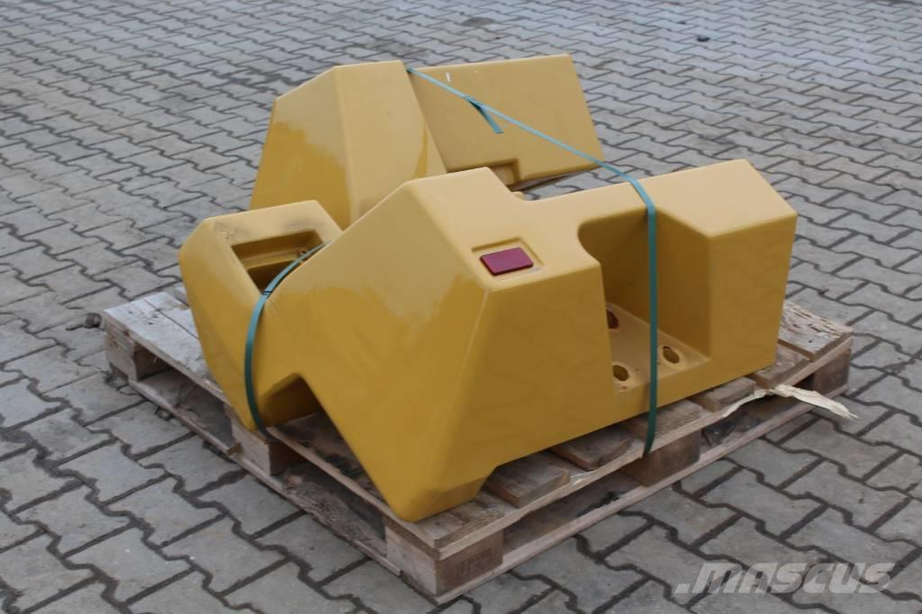 Caterpillar 950 M Counterweight LH+RH (Heavy)