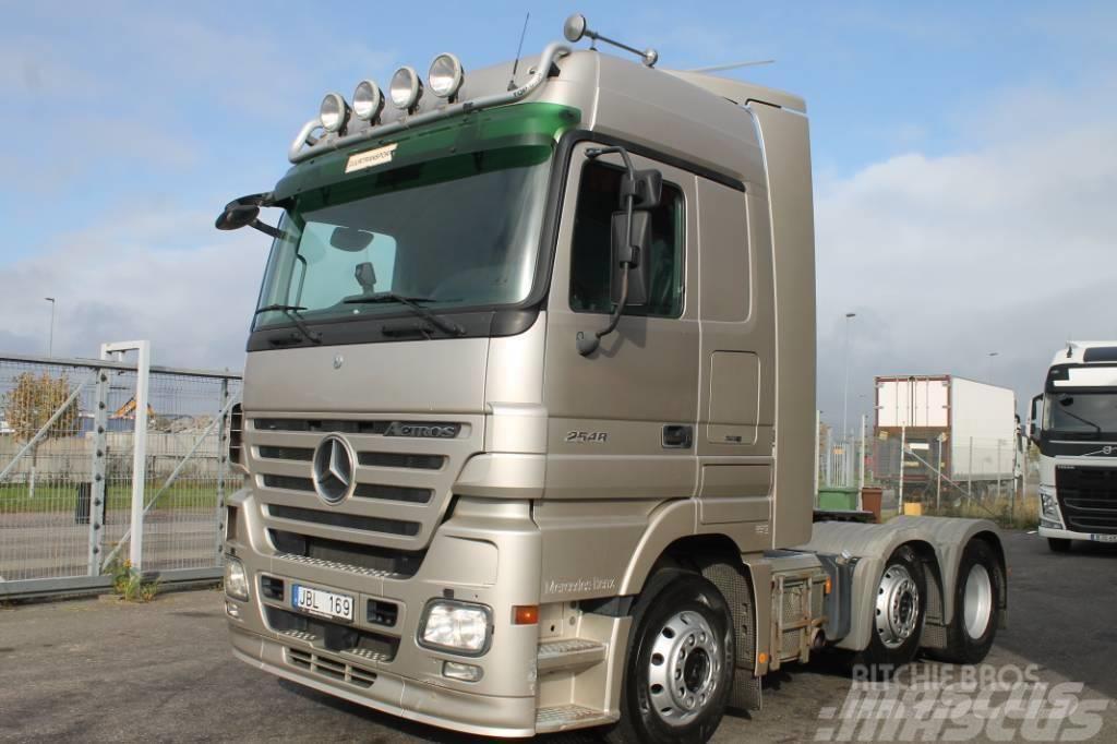 Mercedes-Benz 2548 6X2/HYDRALIK EURO 5