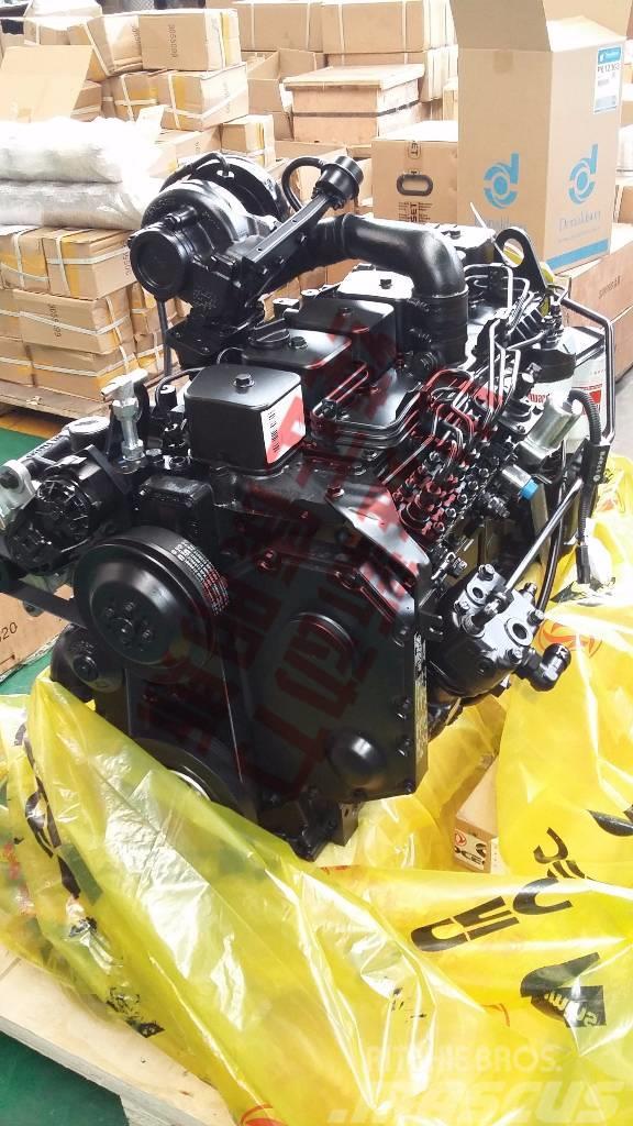 Cummins 6BT5.9-C130, 2017, Motorer