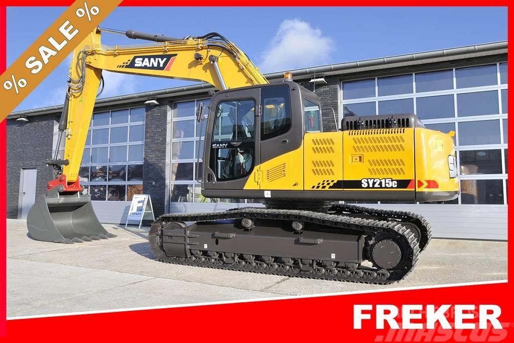 Sany SY215C .. Hammer-Schere .. NEW - NEW - NEW