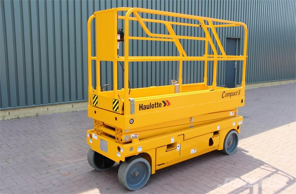 Haulotte COMPACT 8CU Electric, 8.2 m Working Height, Non Ma