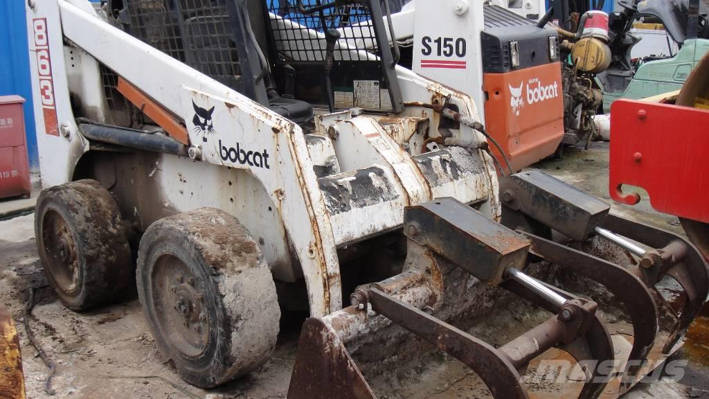bobcat used skid steer loader s150 preis. Black Bedroom Furniture Sets. Home Design Ideas