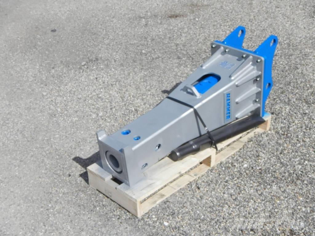 Hammer HM 300 Hydraulic breaker 320 KG