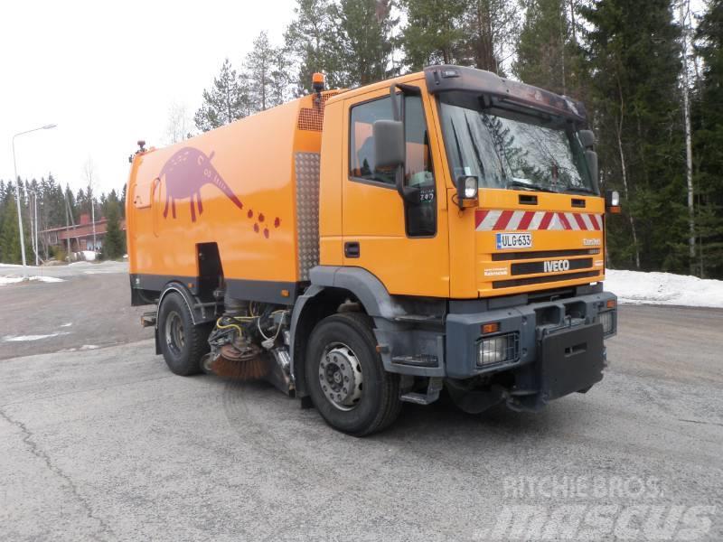 Brock SL280 Iveco 190E