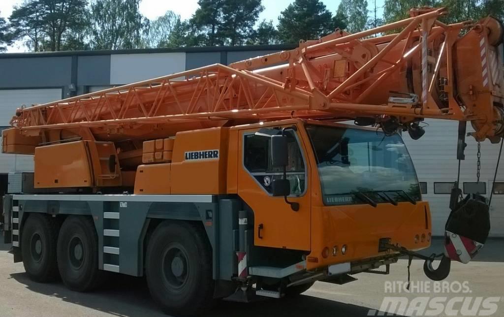 Liebherr LTM 1055-3.1
