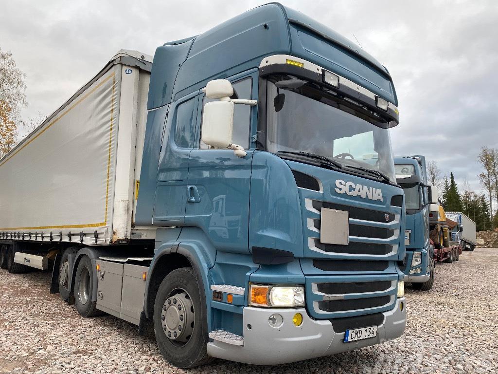 Scania R440LA6X2 Dragbil
