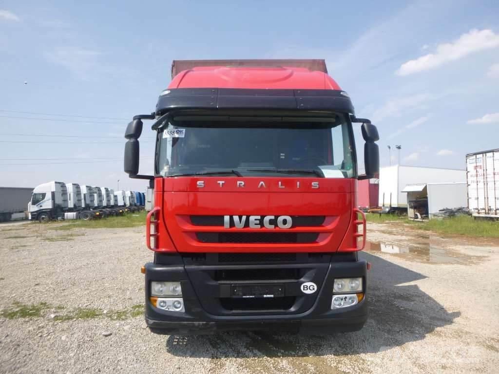 Iveco Stralis AT 260 S42