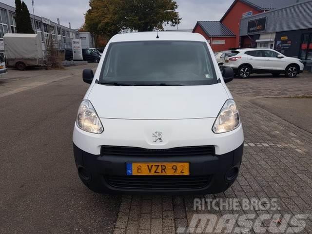 Peugeot Partner 7 partner