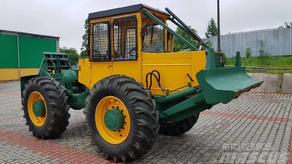 LKT 81 Standard Skider Ciągnik leśny