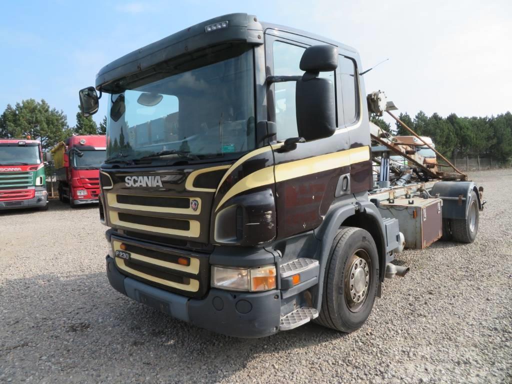 Scania P230 4x2 Hejs Tipper / Kipper