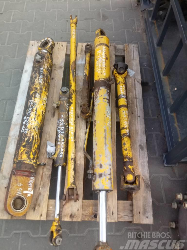 Kramer Siłownik Kramer Hydraulic cylinder 115 40 40