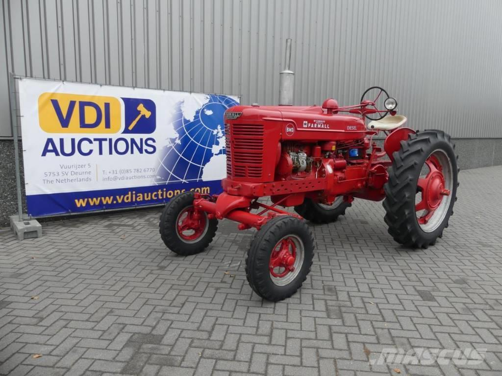 Farmall BMD Diesel