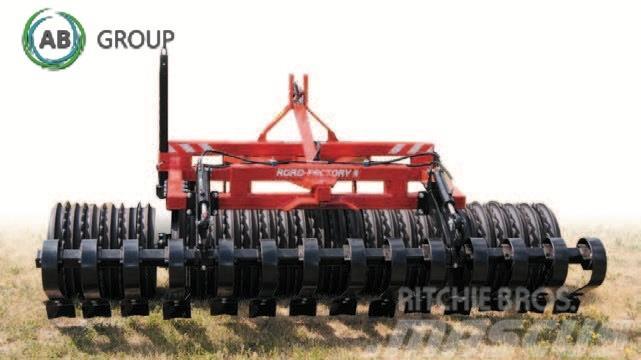 Agro-Factory Univers soil roller 3m 530 mm/Univers ackerwalze