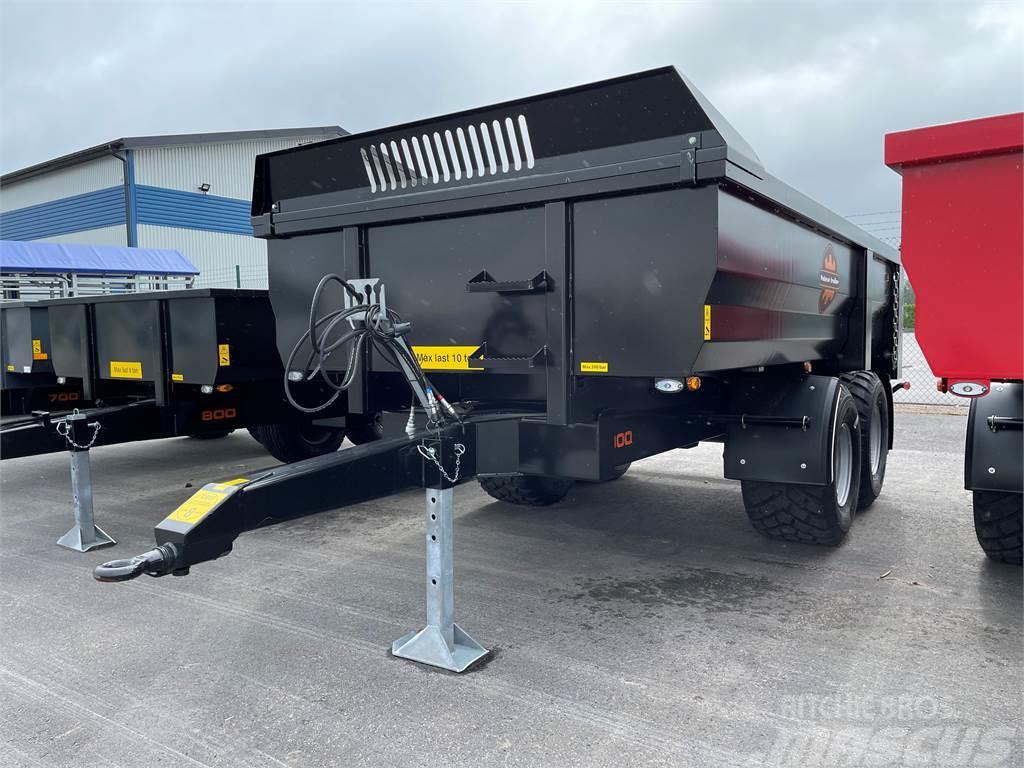 Palmse Dumpervagn 10-ton