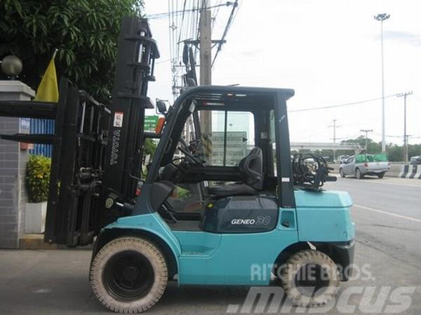 Toyota 02-7FG30