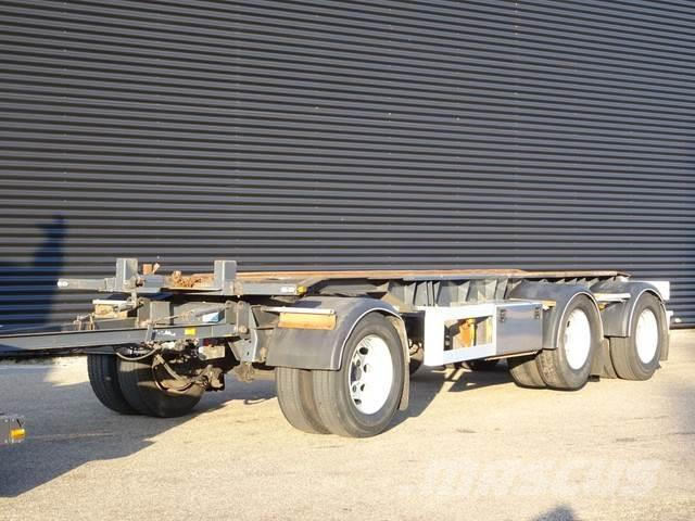 Van Hool 3K2001 / LIFT AS / BPW / CONTAINER TRANSPORT