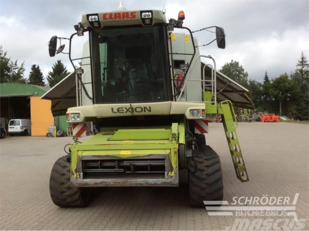 CLAAS Lexion 480 TT 4-Trac
