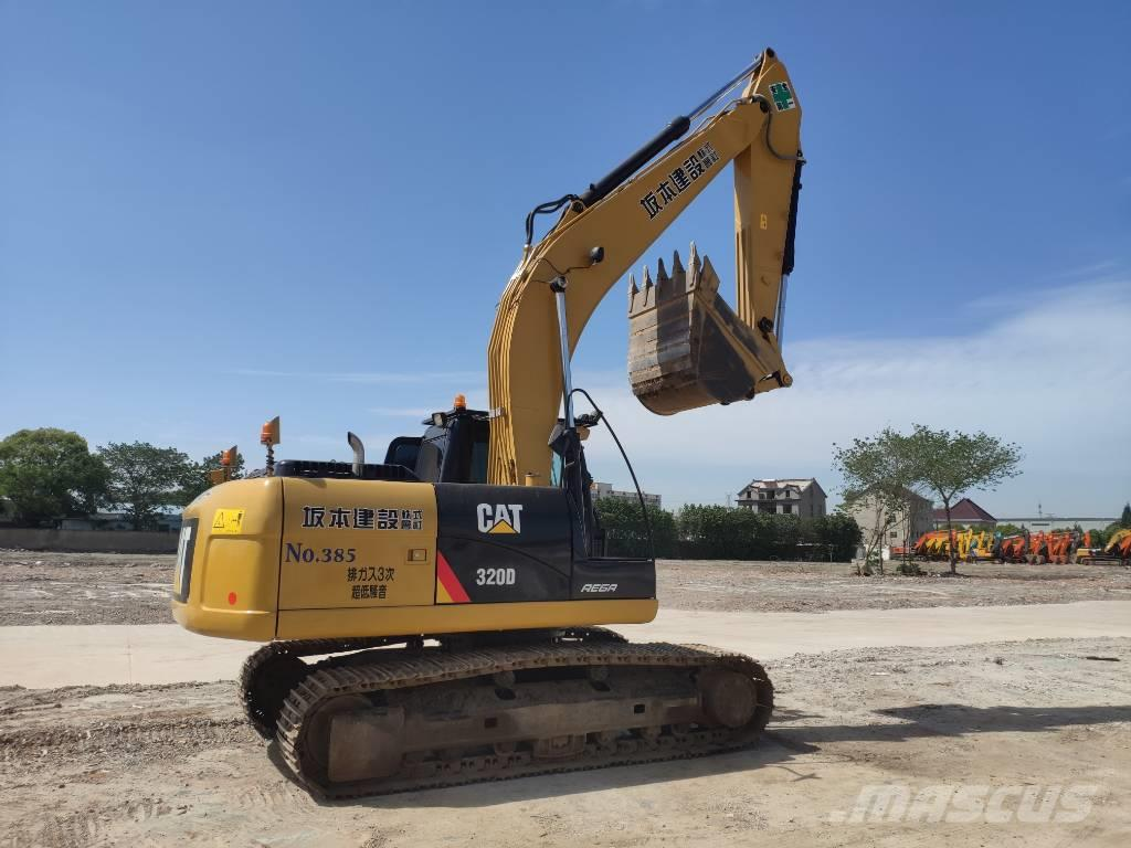 Caterpillar CAT320D