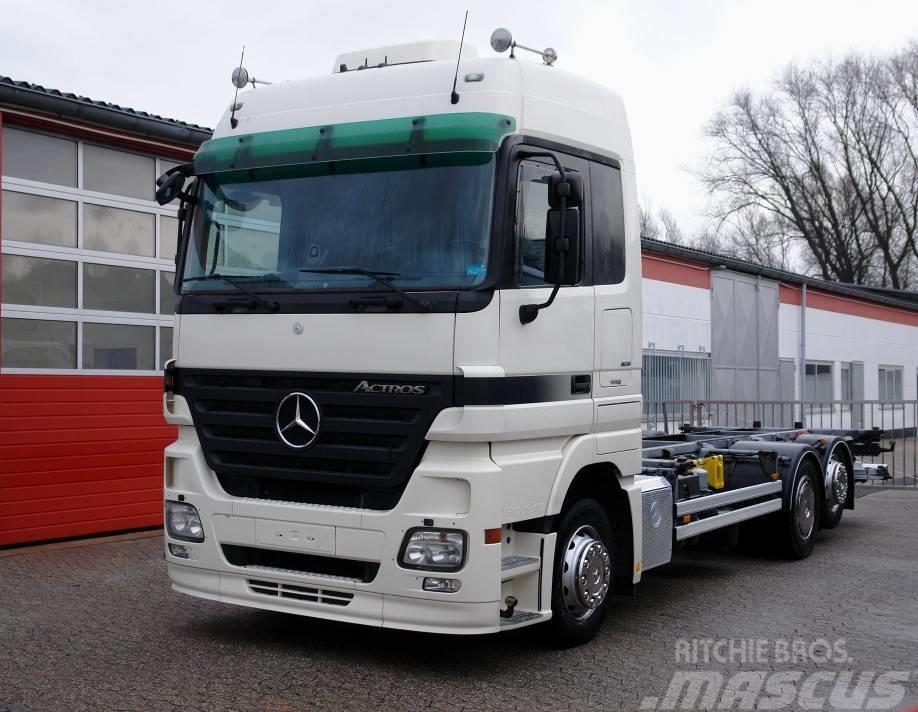 Mercedes-Benz Actros 2536L BDF Xenon Standklima LBW EURO5 TÜV