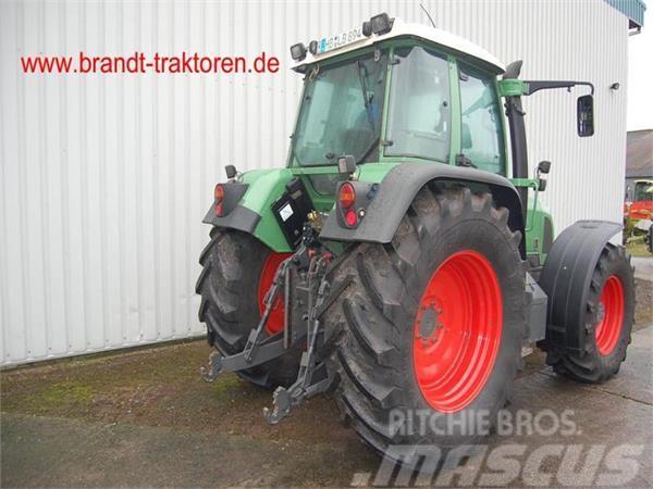 Fendt 716 Vario, 2001, Traktorer