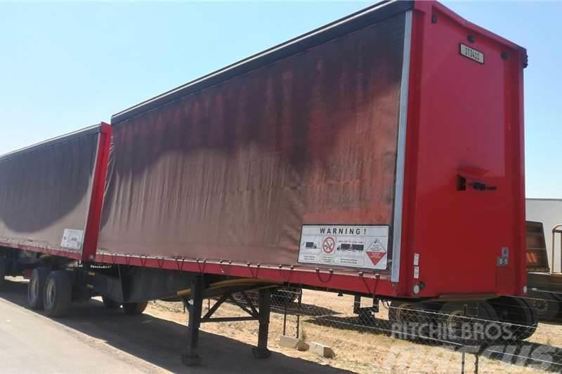 Sa Truck Bodies 10.7M x 7.2M