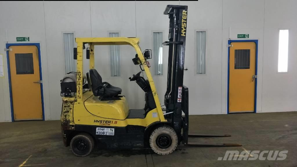 Hyster H1.8TX