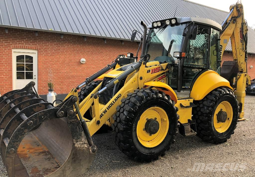 New Holland B 115.B 4-PS.