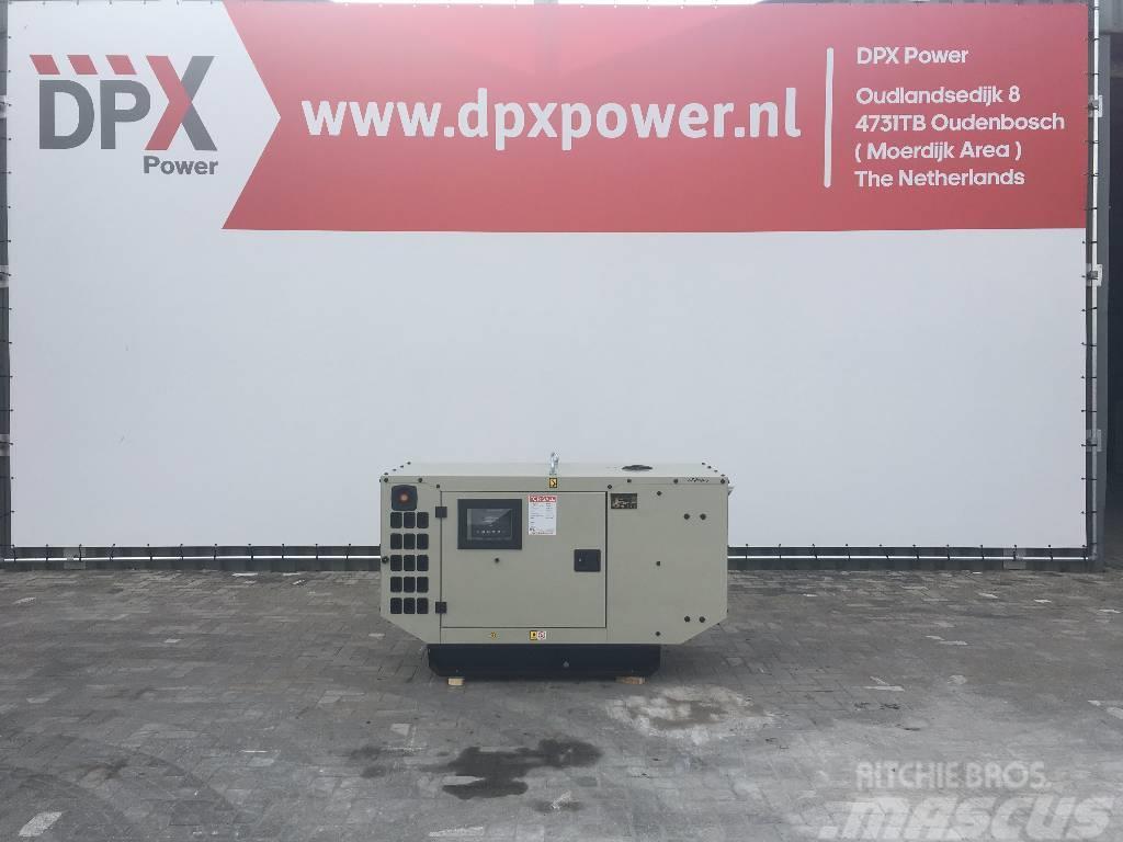 Perkins 404A-22G1 - 22 kVA - DPX-15701