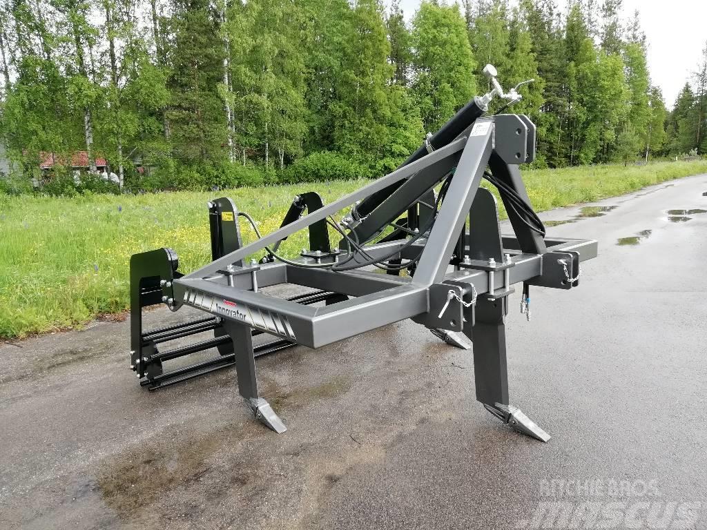 Parko Innovator 2400 Suomessa tehty