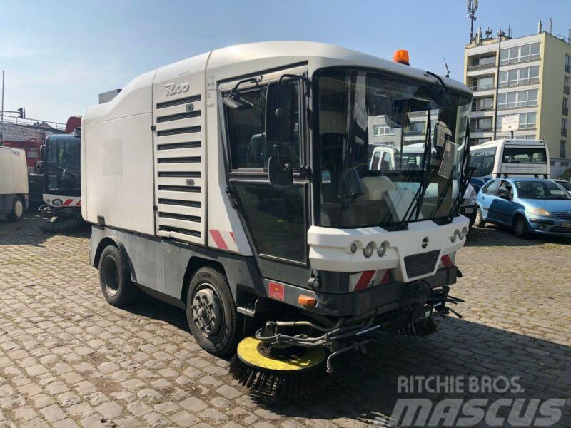 Ravo C540 Euro 4 Kehrmaschine C545 C530