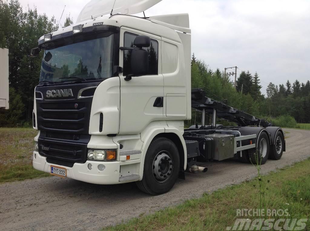 Scania R500 LB6X2MLA