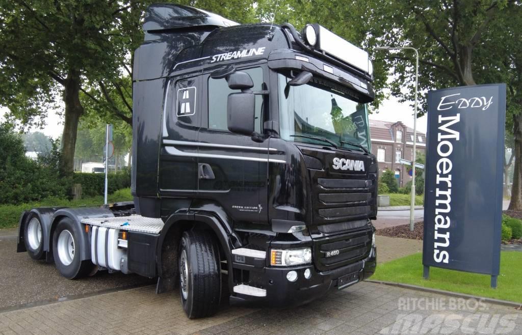 Scania R450 High/Streamline 6x2 Boogie