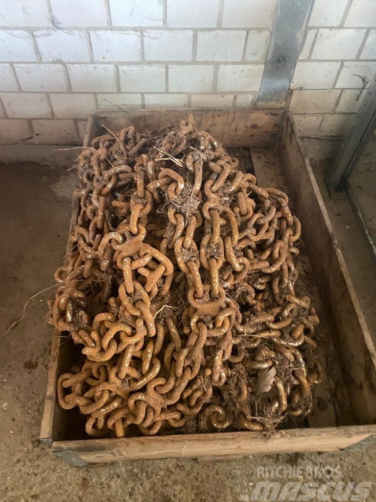 "600 34"" Chains Ketten Traktionsketten Ketjut U-GRIP"