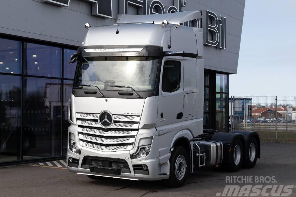 Mercedes-Benz 2653 LS DNA