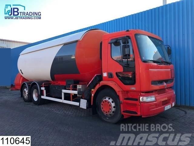 Renault Premium 320 6x2, 28808 liter LPG gas tank 25 Bar,