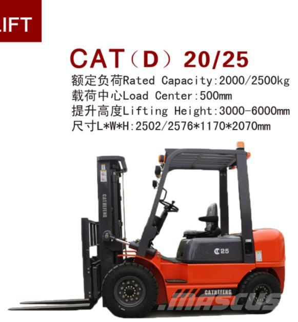 Cathefeng CAT(d)20/25