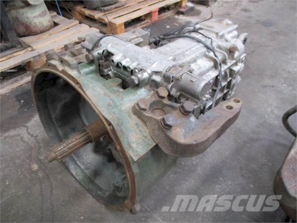 Mercedes-Benz G155-16/11,9 EPS