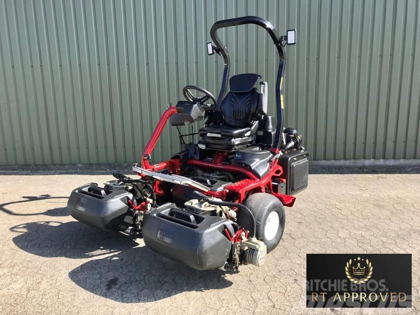 Toro Greensmaster 3420 Hybrid