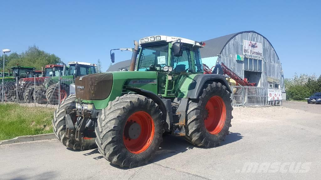 [Other] 8 Fendt 920 Vario TMS
