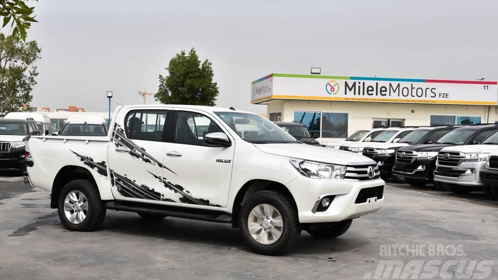 Toyota Hilux Double Cab Sr5 Full Option 2 4l 2020 United Arab Emirates Used Cars Mascus South Africa
