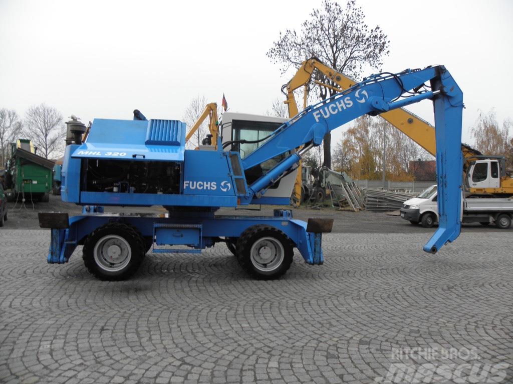 Fuchs MHL 320