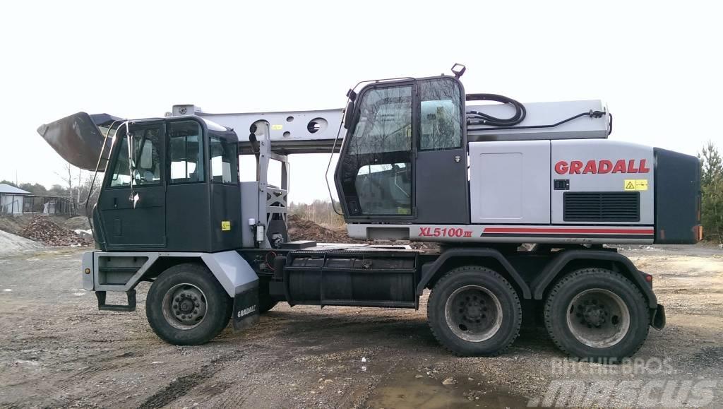 Gradall XL5100 III