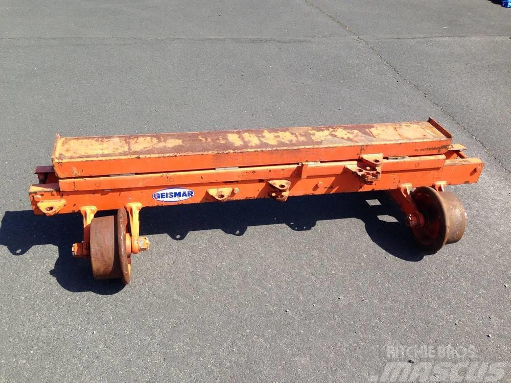 [Other] Transport trolleys Geismar