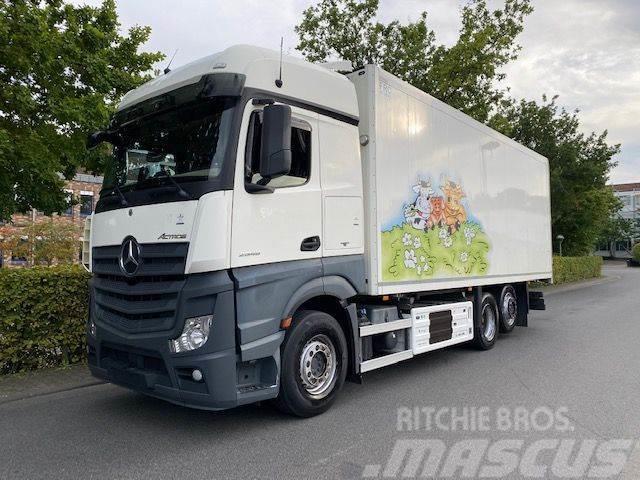 Mercedes-Benz Actros 2545 BigSpace/Rohrbahn/ThermoKing
